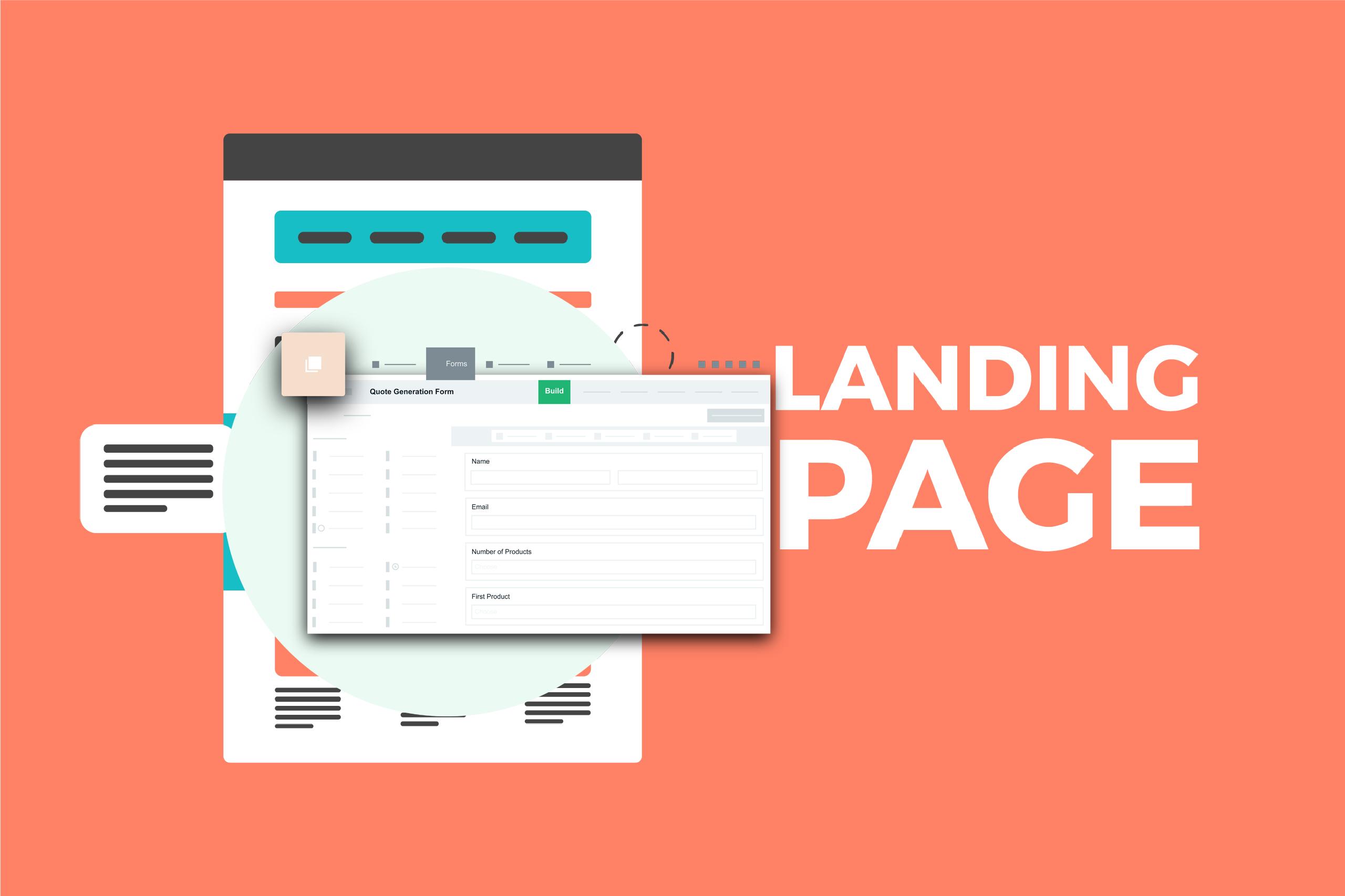 Landing Page Form Bán Hàng